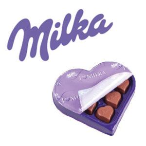 """""""I love Milka"""""""