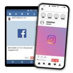 Facebook & Instagram Werbekampagne
